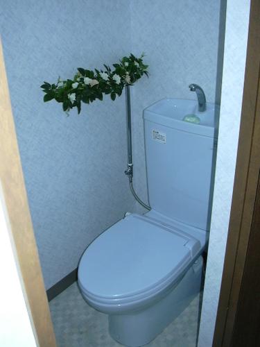 きれいなトイレ音量付